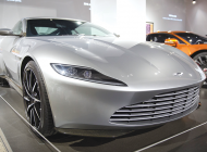 Petersen Museum shines spotlight on 007's vehicles