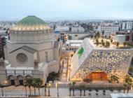 Temple celebrates completion of Irmas Pavilion