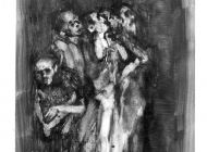 Exhibit depicts Jack Boul's reflections from the Holocaust