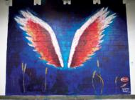 Barilla brings angel wings to the food bank